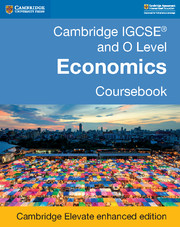 Cambridge IGCSE and O Level Economics Coursebook Cambridge Elevate Enhanced Edition (2 Years) By Susan Grant