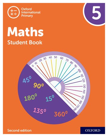 Oxford International Primary Maths Second Edition : Student Book 5 - By Tony Cotton